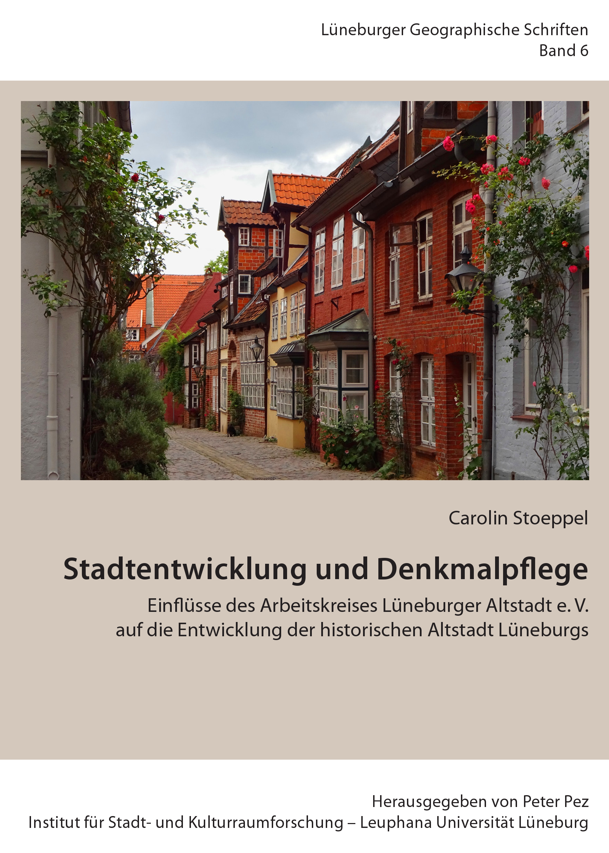 Lüneburger Geographische Schriften Band 6