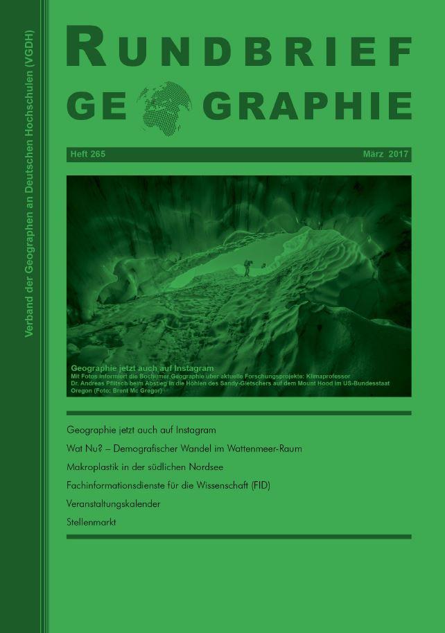 Rundbrief geographie